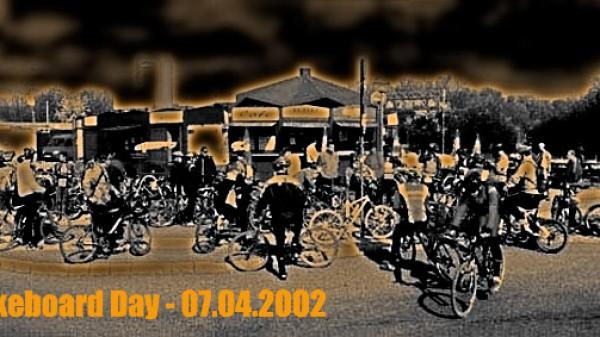 Bikeboard Day I