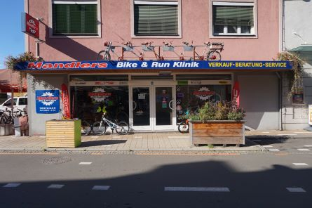 Mandlers Bike & Run Klinik8793 Trofaiach