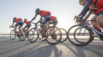Bahrain Merida Pro Cycling Team