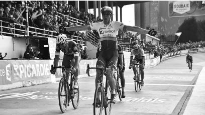 Paris-Roubaix Liveticker auf Bikeboard.at: Sonntag, ab 14:30 Uhr