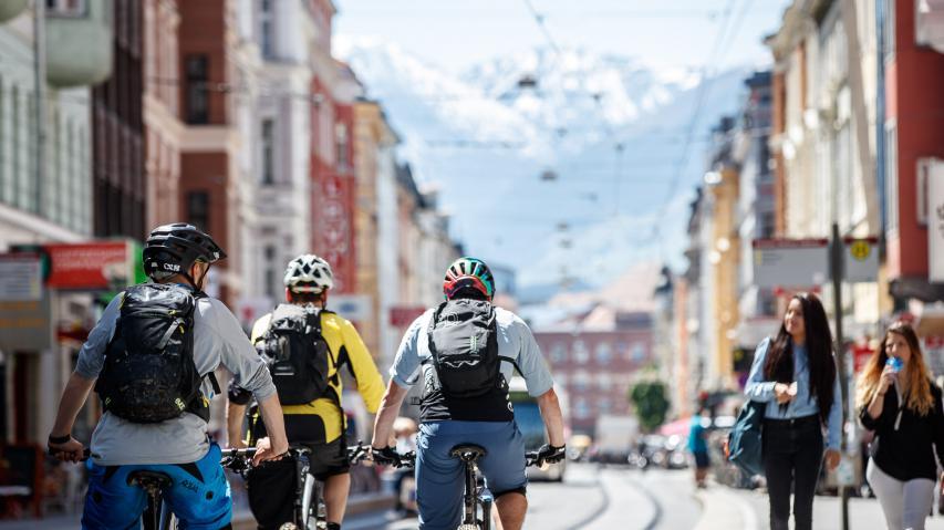 Bikecity Innsbruck