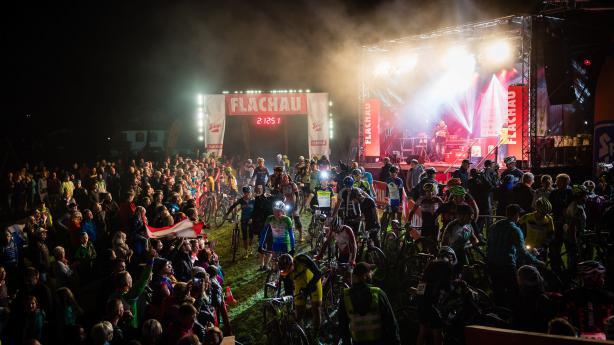 Bildbericht Bike Night Flachau 2017