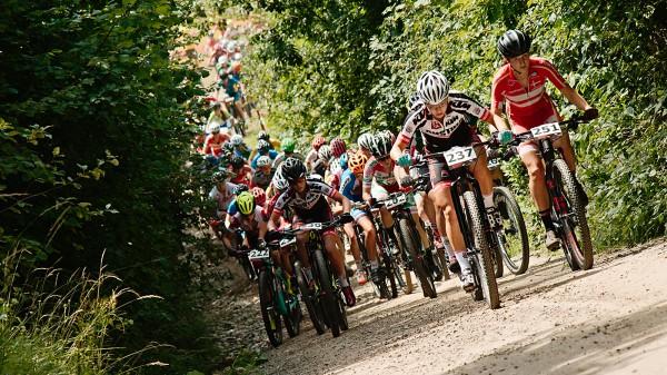 Bildbericht UEC Mountainbike Jugend EM 2017