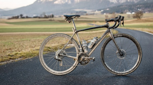 """Cannondale Synapse Gravelbike """"light"""""""