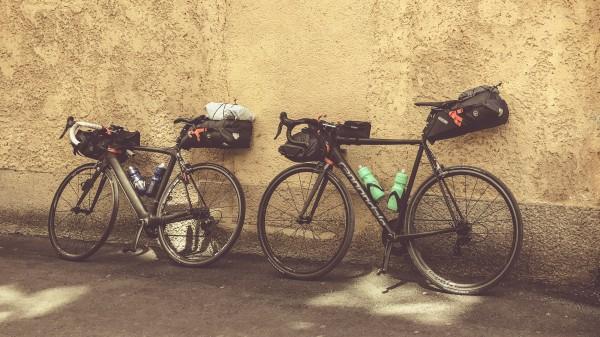 Ortliebs Bike-Packing Serie