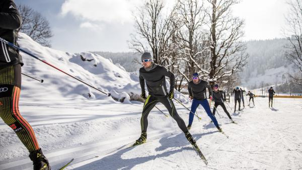 (Rad)Fit mit Skiletics