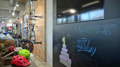 Giant Store Vienna feiert Geburtstag