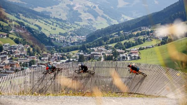 Saalbach Big-5 Challenge: Erfahrungen auf und abseits der großen Tour
