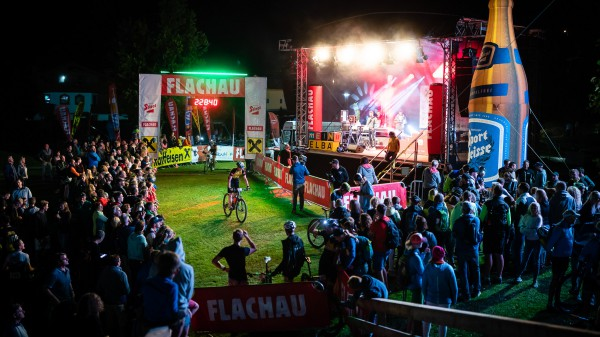 Bildbericht Bike Night Flachau 2018