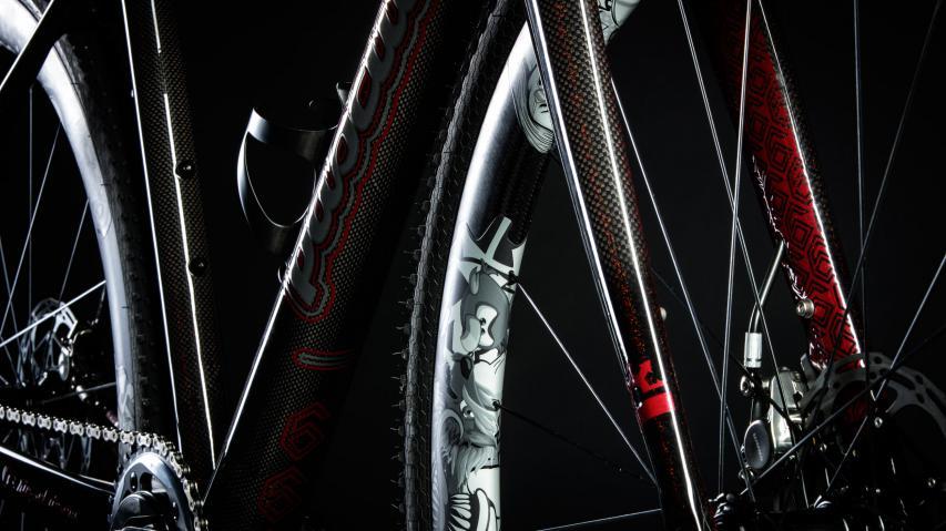 """Pasculli Tomarlo Riesel Design 666 CXSich einmal """"das perfekte Rad"""" zusammenzustellen, das ist der Traum vieler, die den Radsport auch als Lebenseinstellung sehen."""