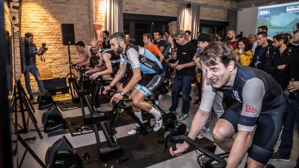 Wahoo x Zwift Tour in Wien