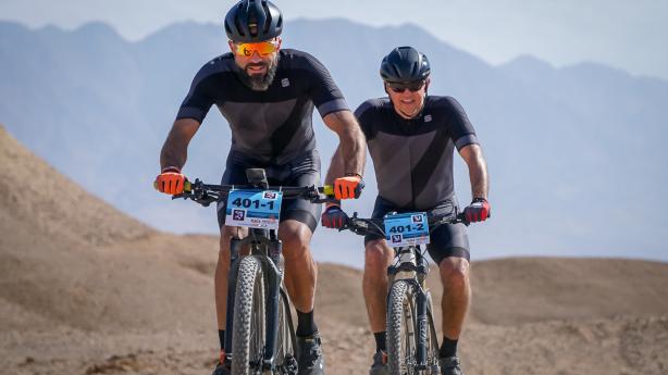 Samarathon MTB Desert Race 2019 - Renn-TagebuchTeam Law & Chaos bei der fünften Ausgabe des Wüsten-Etappenrennens in Israel. NoPain und NoFear berichteten live von ihrem viertägigen MTB-Abenteuer.