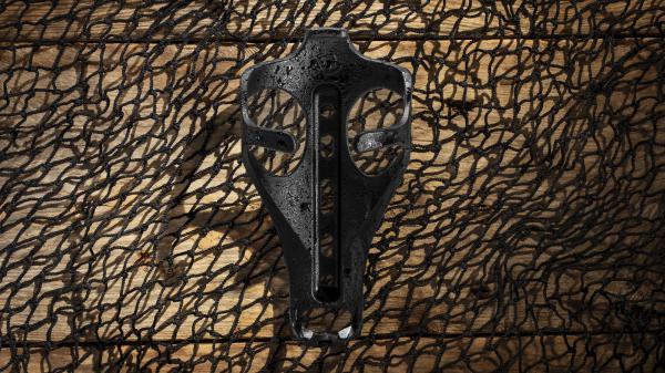 Bontrager Bat Cage aus alten Fischernetzen