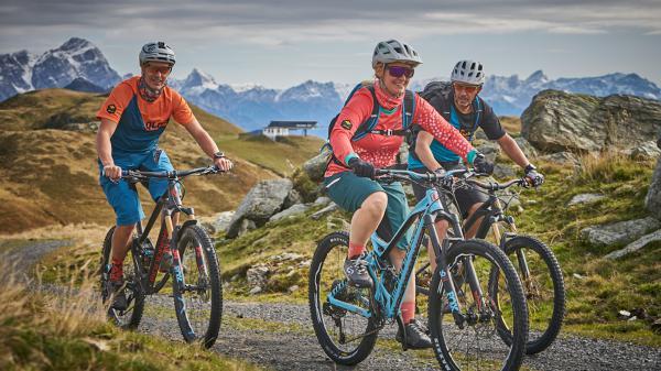 Sunbikers Camps in Saalbach