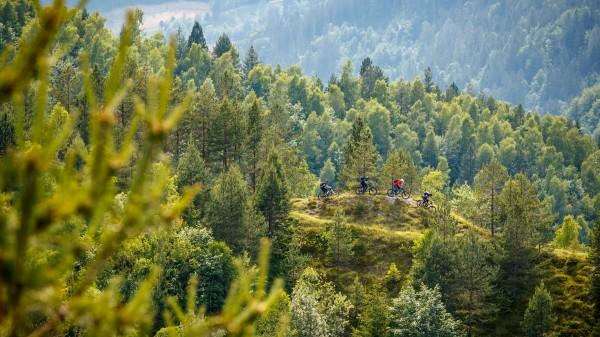 Petzen, Südkärnten und Slowenien im Trail-Check