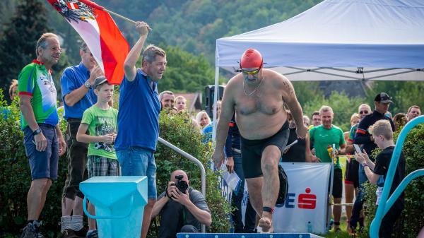 1/8 Man Triathlon in Schönberg