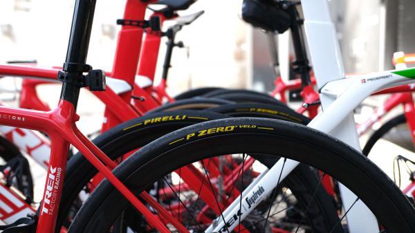 Pirelli rüstet Trek-Segafredo aus