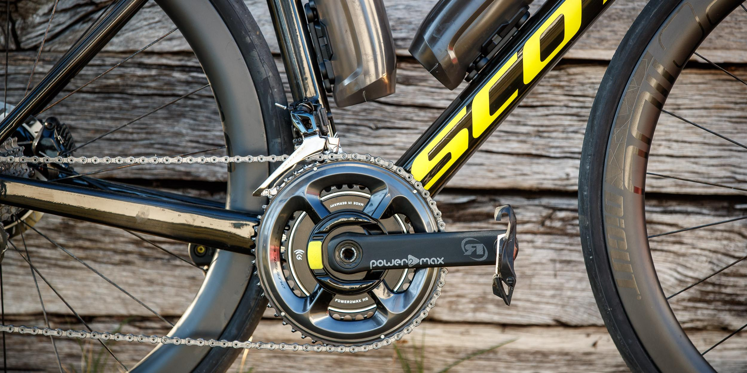 p2m NG Road Rotor power2max-Edition Set