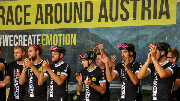 Race Around Austria findet statt!