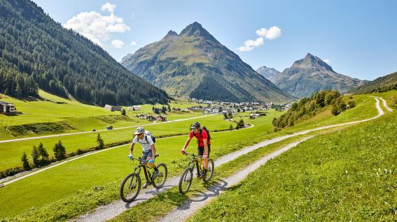 Paznaun-Challenge: Ischgl Ironbike 2020