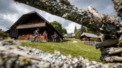 In der E-Bike Region Mürztal