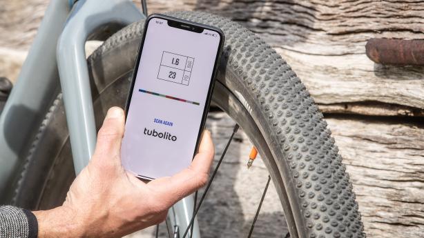 Tubolito Tubo-MTB PSENSUpdate: Langzeittest der smarten MTB-Fahrradschläuche mit eingebautem Drucksensor. Made in Austria.
