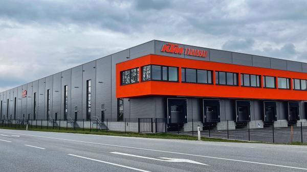 KTM Fahrrad: Standortinvestitionen