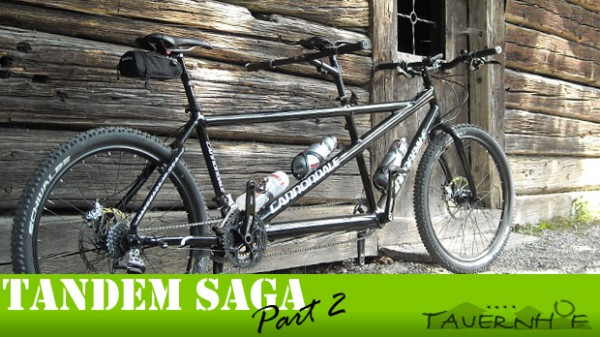 Cannondale MTB Tandem Saga 2