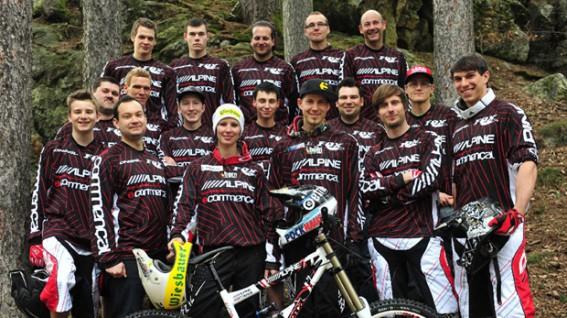 Alpine Commencal 2011