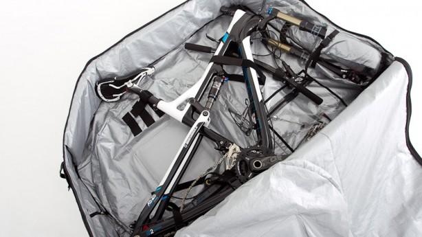 Evoc Bike TascheWien Schwechat - Nürnberg - Fuerteventura. Die Bikebag von Evoc im Bikeboard-Härtetest.