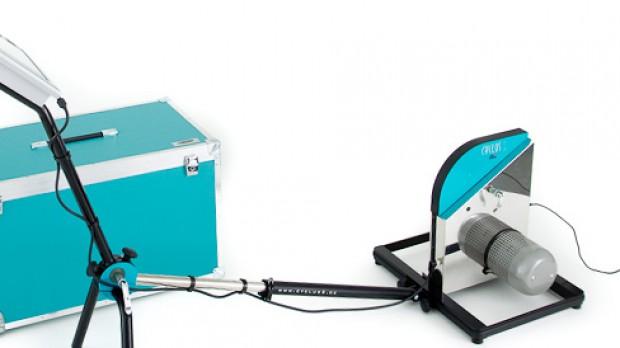 """Cyclus2 RecordtrainerHochwissenschaftlicher Leistungsprüfstand und dekadenter """"Hometrainer""""."""