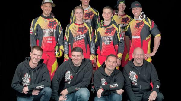 Alpine Commencal Team 2011