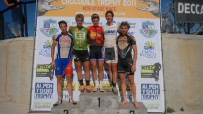 Crocodile Trophy Finale