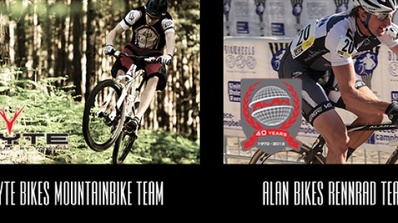 Whyte & Alan Bikes Jedermann-Teams