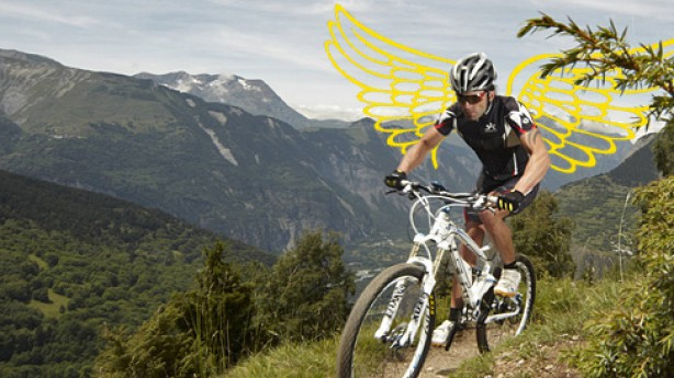 GT Zaskar 2012Zaskar Carbon 100 und 100 9R: Time to head down and attack, time to earn your wings.