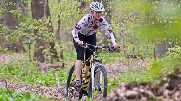 Neue Marke: Open CycleSchon vor dem offiziellen Launch in Sea Otter beim Mountainbiker Testival entdeckt: der leichteste 29er am Markt.