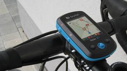 Bryton Rider 50 Test