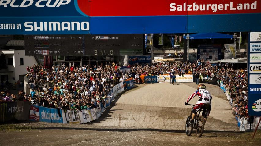 Saalfelden Leogang: dieUCI Mountain Bike & Trials World Championships