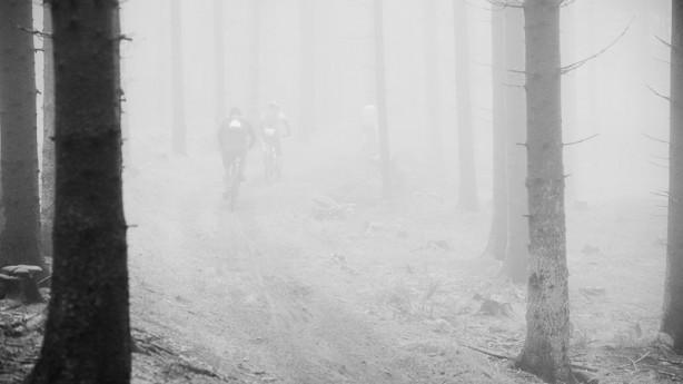Granitbeisser 2012Der MTB Granitbeisser 2012 wurde zur Schlammschlacht: Trotz Sturz holte sich der Österreicher Soukup den MTB Granitbeisser Marathon-Titel!