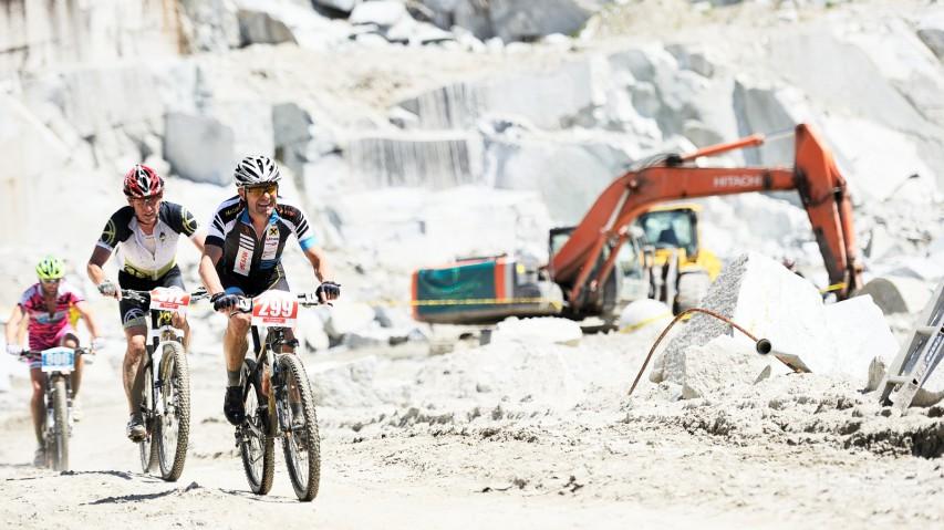 Bildbericht Granitmarathon 2014Strahlewetter, Teilnehmerrekord und ein neues Etappenrennen, laut vielen Top-Racern das schwierigste ihrer Karriere, umrahmten die 14. Auflage des Challenge-Marathons in Kleinzell.