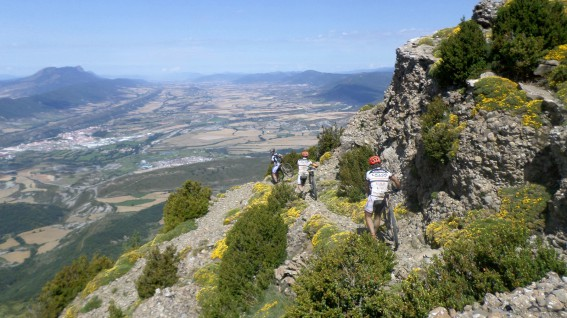 Transpyr 2014 - Race ReportEl camino a ... Der lange Weg von Küste zu Küste. Laurenz Scheiblauer berichtet für Bikeboard.at von der bislang härtesten Ausgabe des spanischen Etappenrennens.