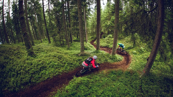 Wildkogel-Arena: searching for the holy trail