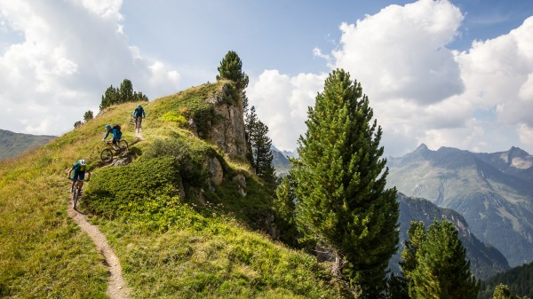 Ischgl Trail #3: Paznauner Taja