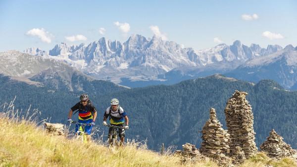 Biken im Trentino